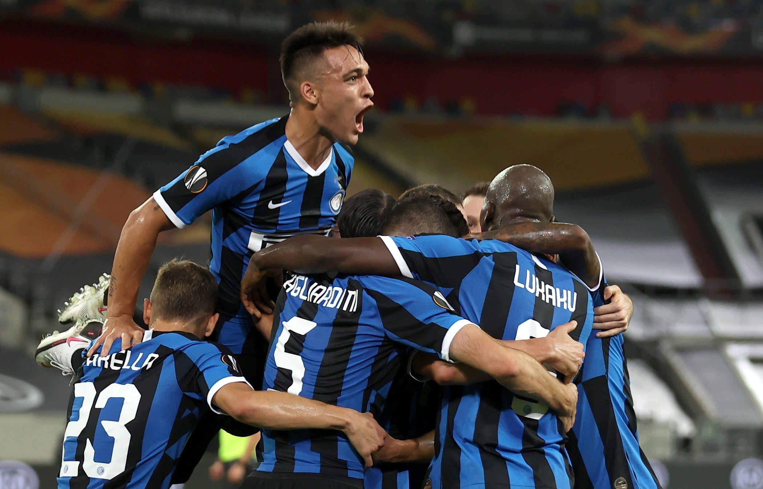 Inter Milan Hammers Shakhtar 5 0 To Reach Europa League Final Daily Sabah