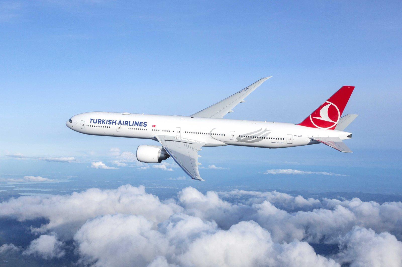 Turkish Airlines (THY) has gradually resumed international flights beginning in June after a COVID-19 hiatus. (Photo by THY via AA)