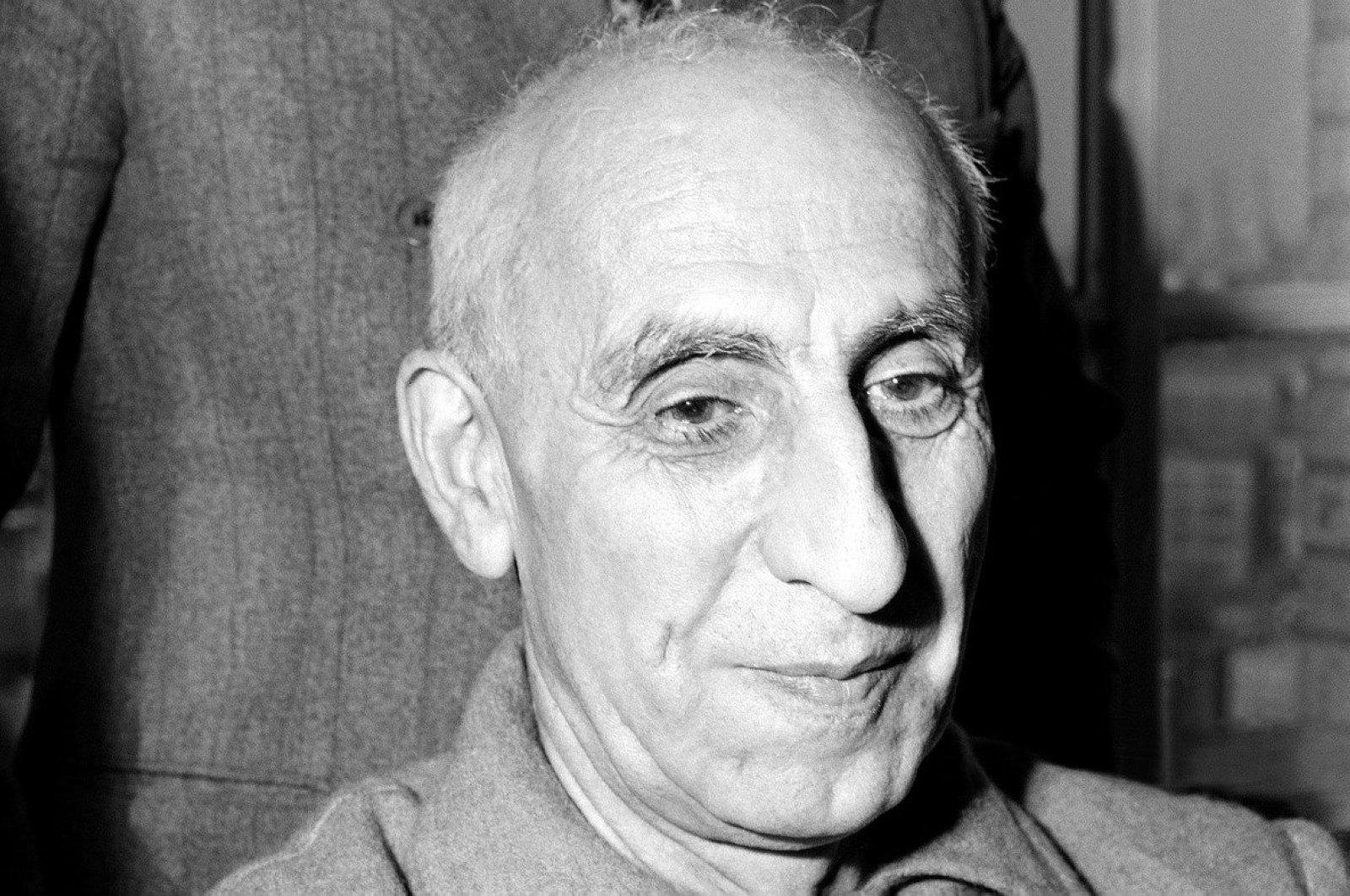 Iranian Prime Minister Mohammed Mossadegh in October 1951. (AP Photo)