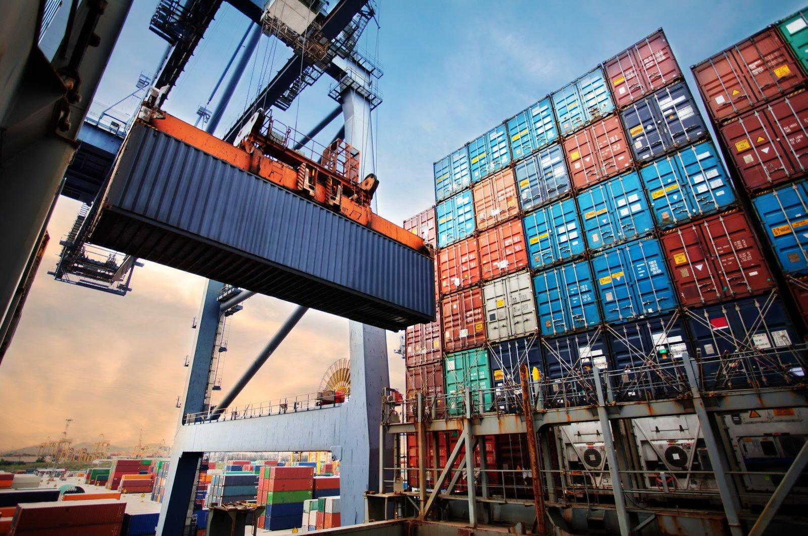 Turkey made industrial exports worth $11.4 billion in July. (IHA Photo)