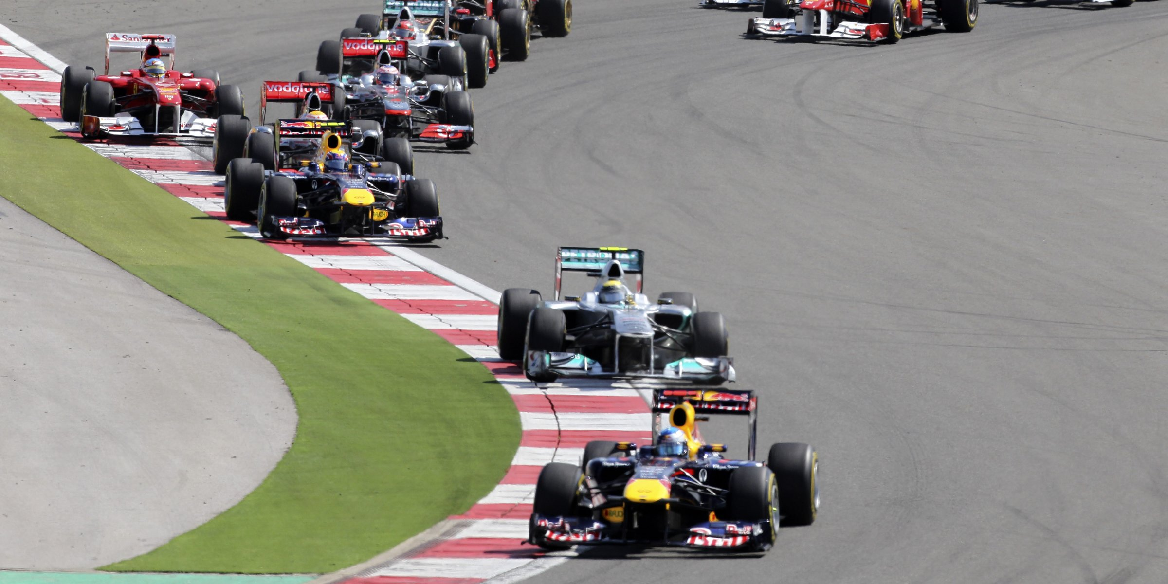 Turkish Grand Prix Set To Make F1 Return Reports Say Daily Sabah