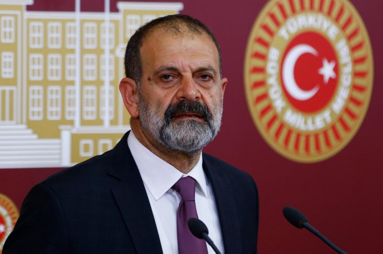 Former HDP deputy Tuma Çelik (Sabah File Photo)