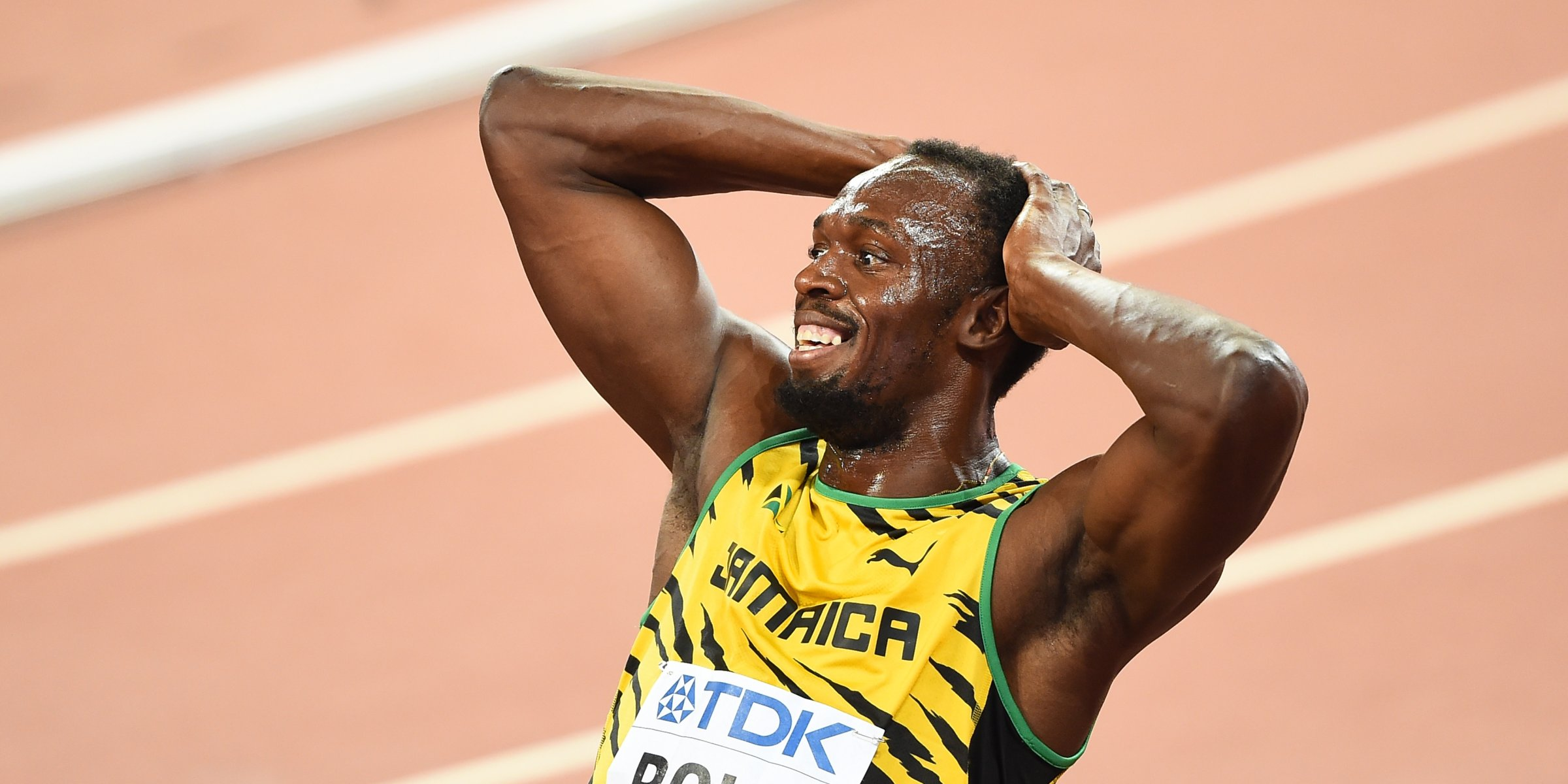 Sprint King Usain Bolt Tests Positive For Coronavirus Daily Sabah