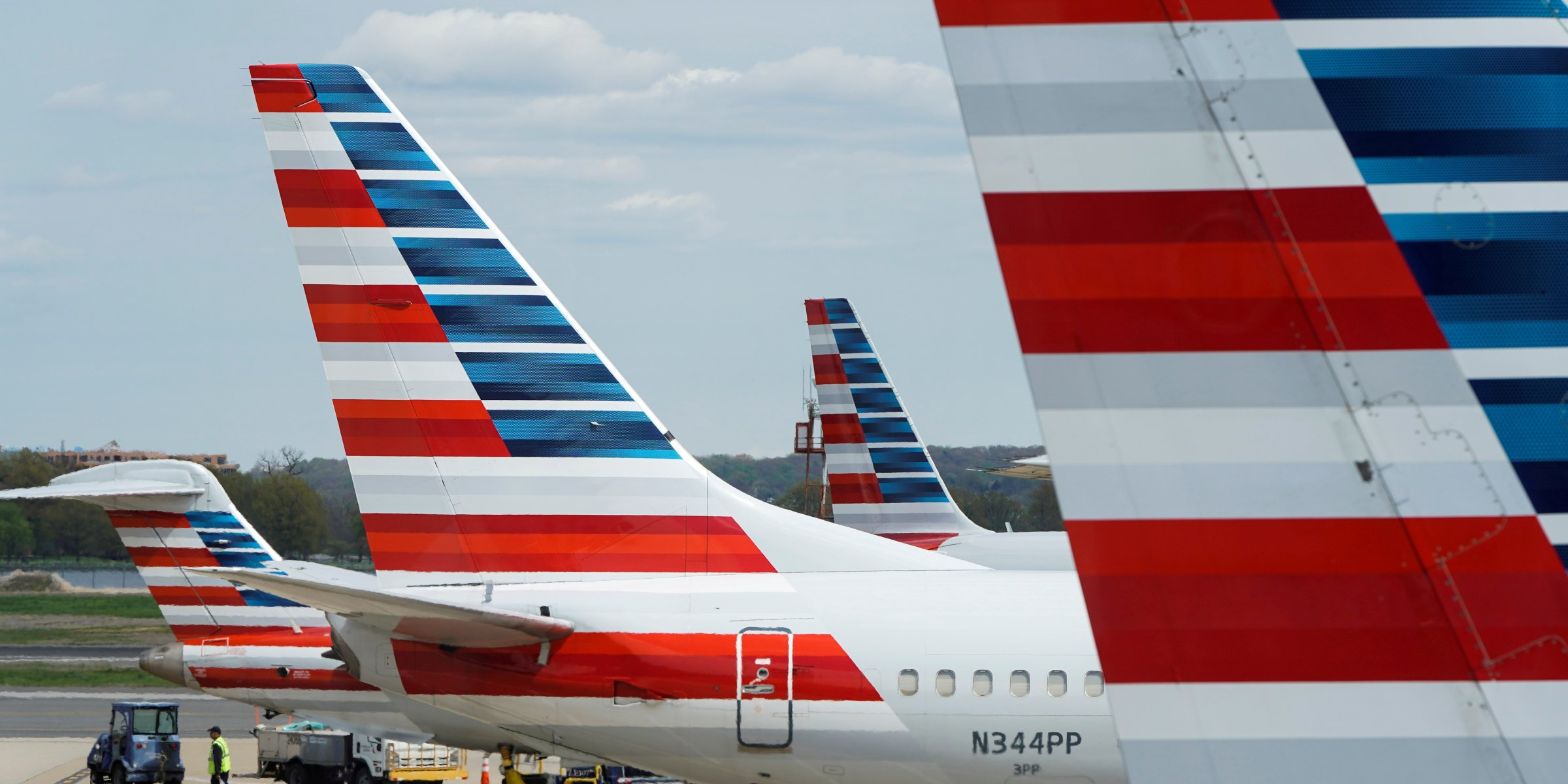 Image of article 'American Airlines to lay off 19,000 workers in October without Congress aid'