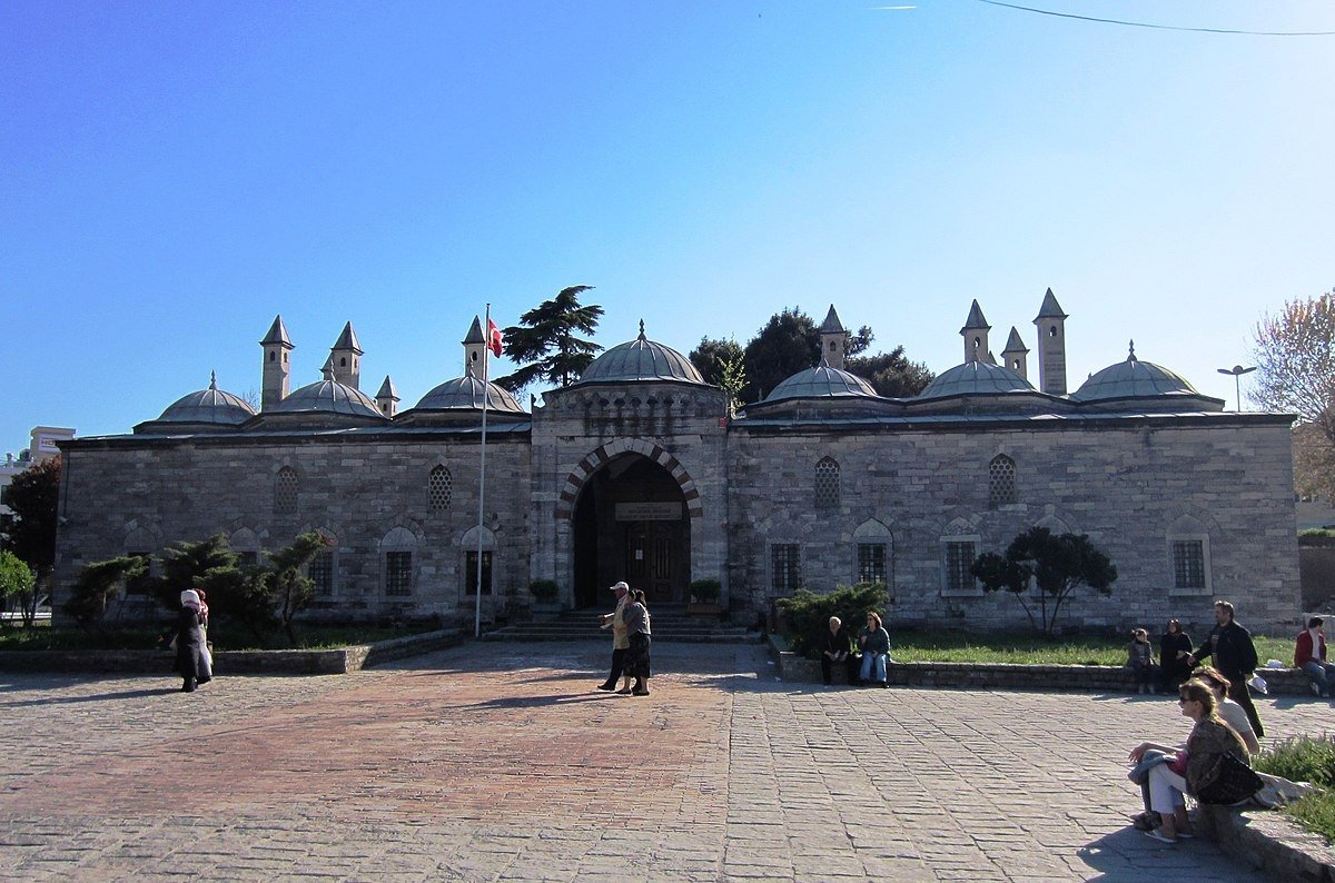 Ibrahim Konyalı played the leading part in the establishment of the Museum of Turkish Calligraphy Art, Üsküdar, Istanbul.