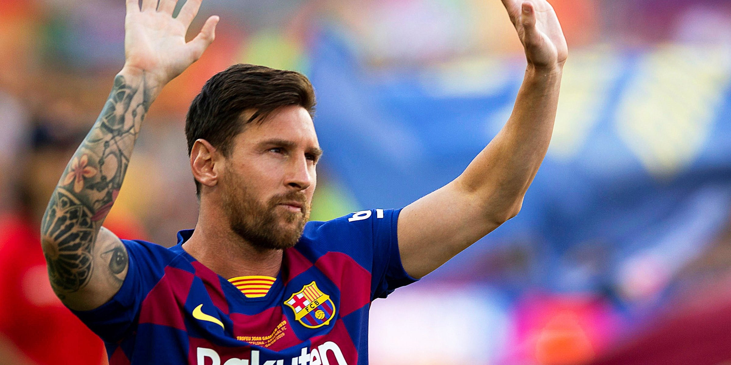 Daily wants tells Messi | he Lionel Sabah Barcelona leave to