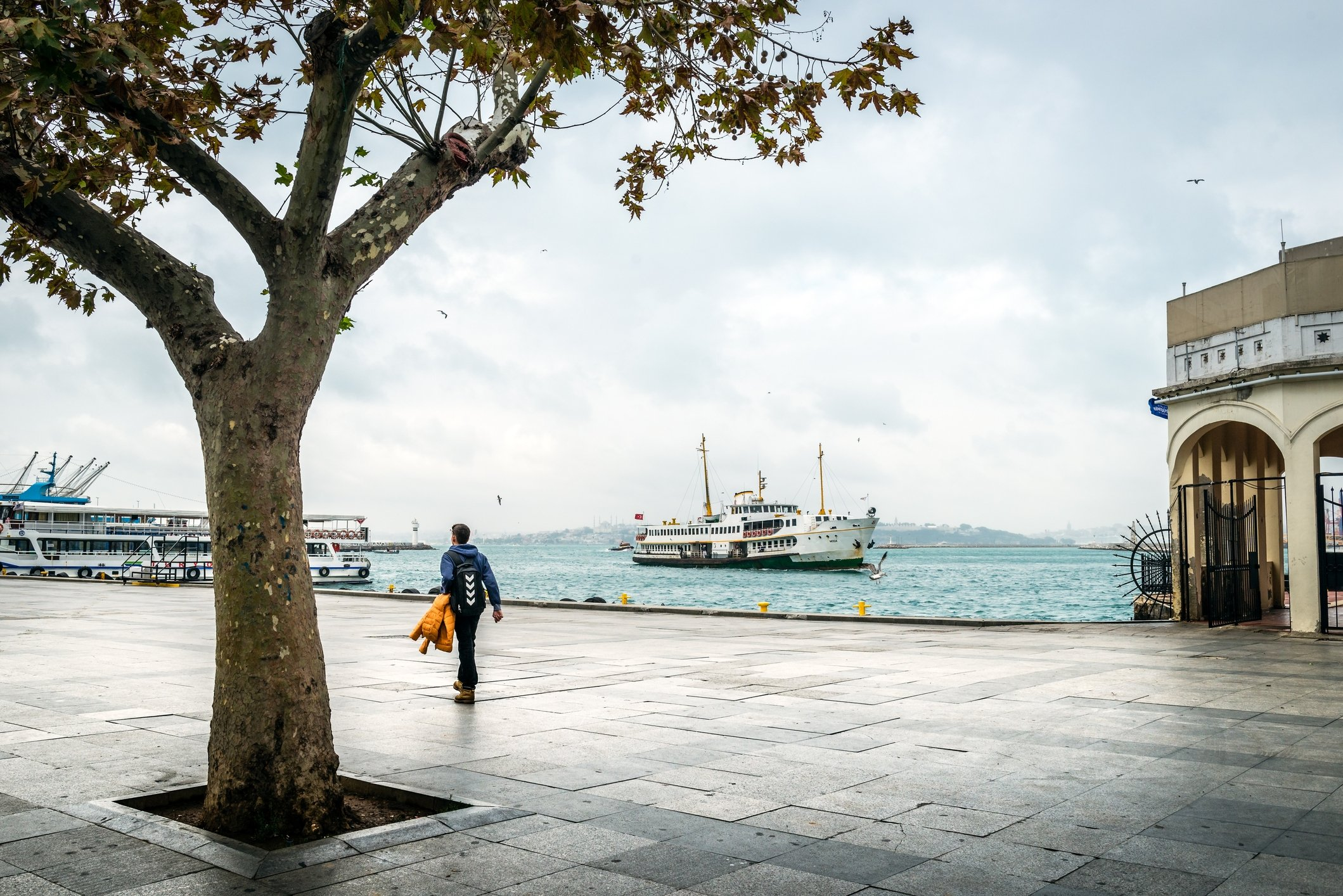 Kadıköy (pictured) is one of the most popular places for expats living in Istanbul. (iStock Photo)
