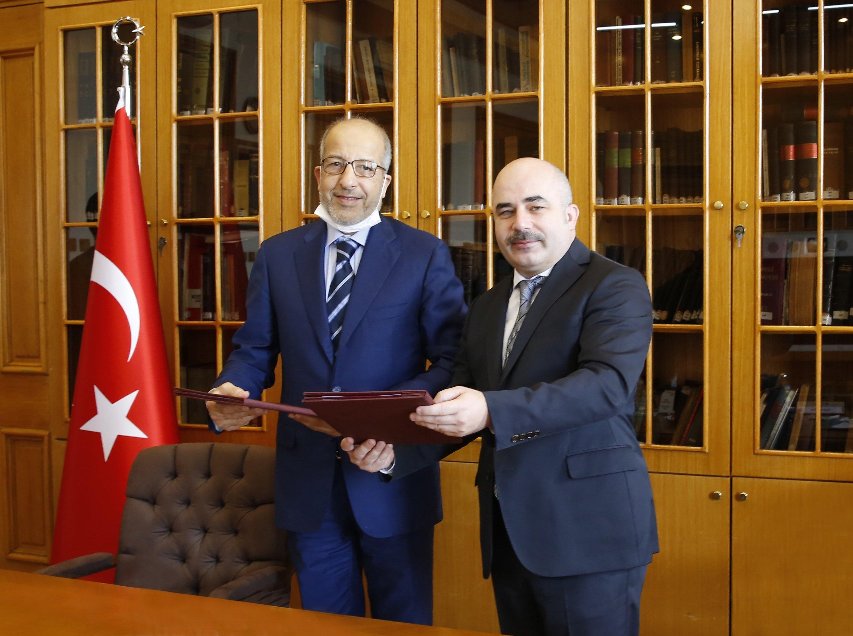 Turkish, Libyan central banks sign cooperation deal thumbnail