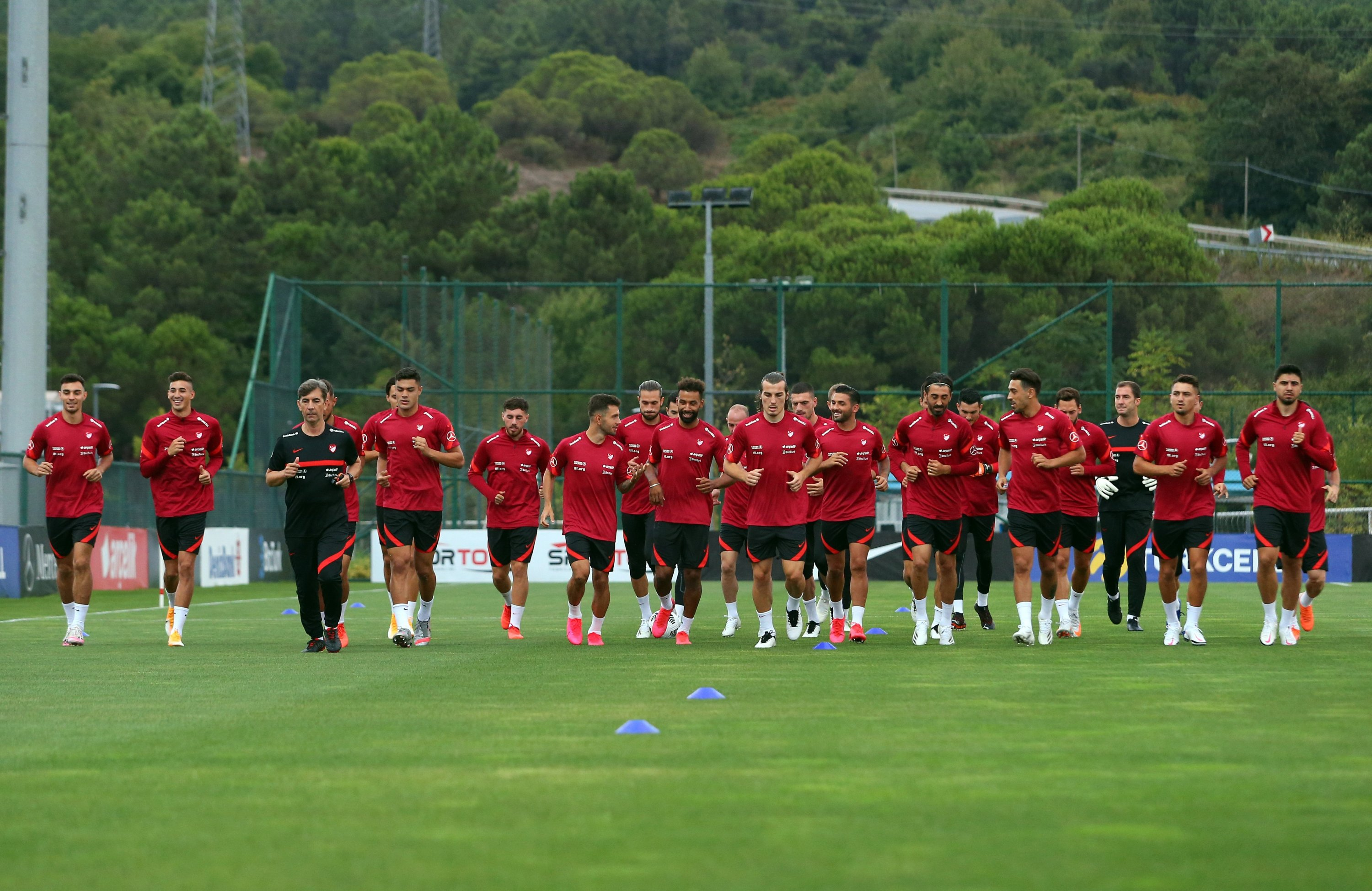 In Its First Match Of 2020 Turkey Takes On Hungary In Nations League Daily Sabah