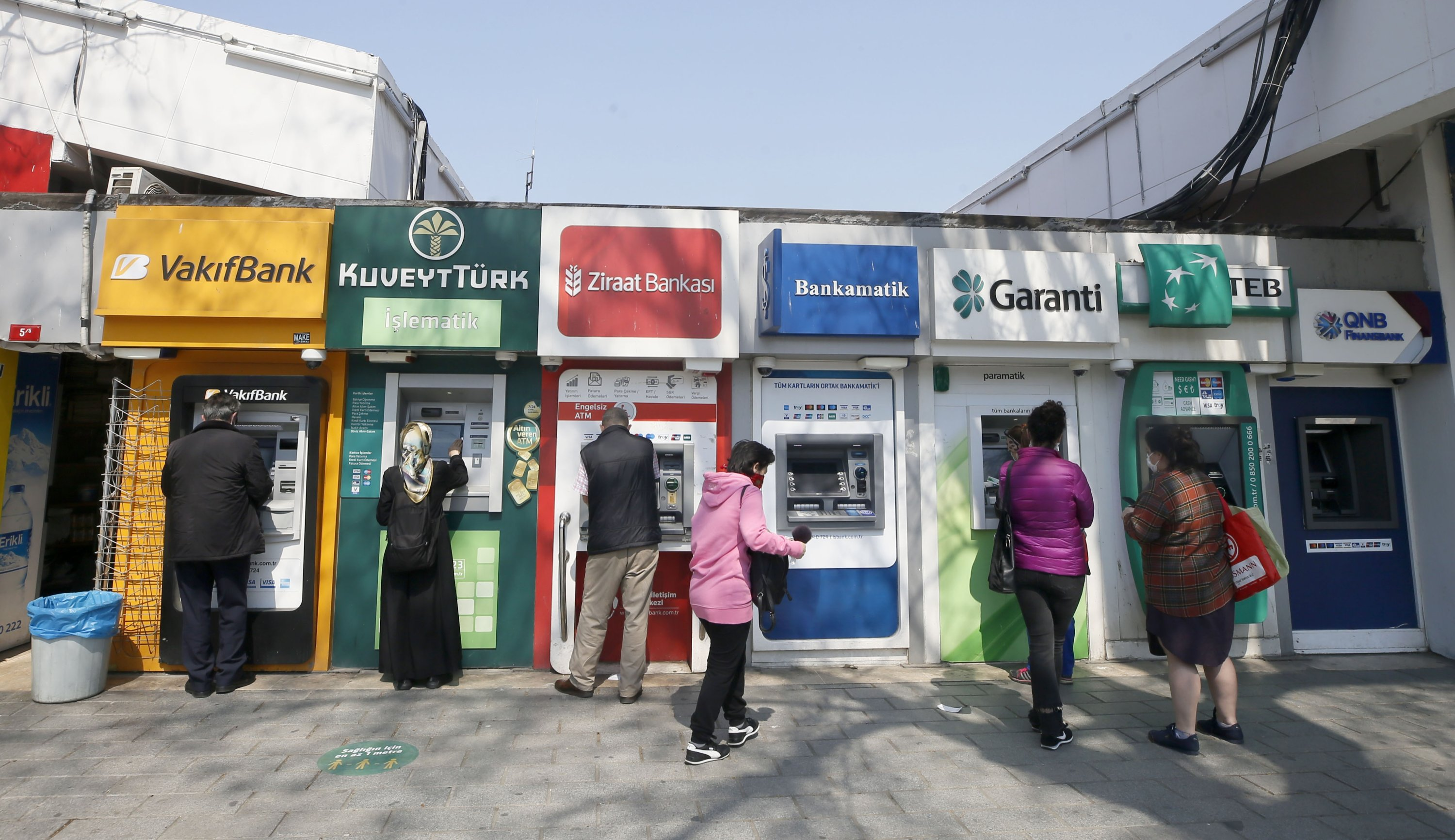 Turkish banks see 38% rise in net profits at end of June thumbnail
