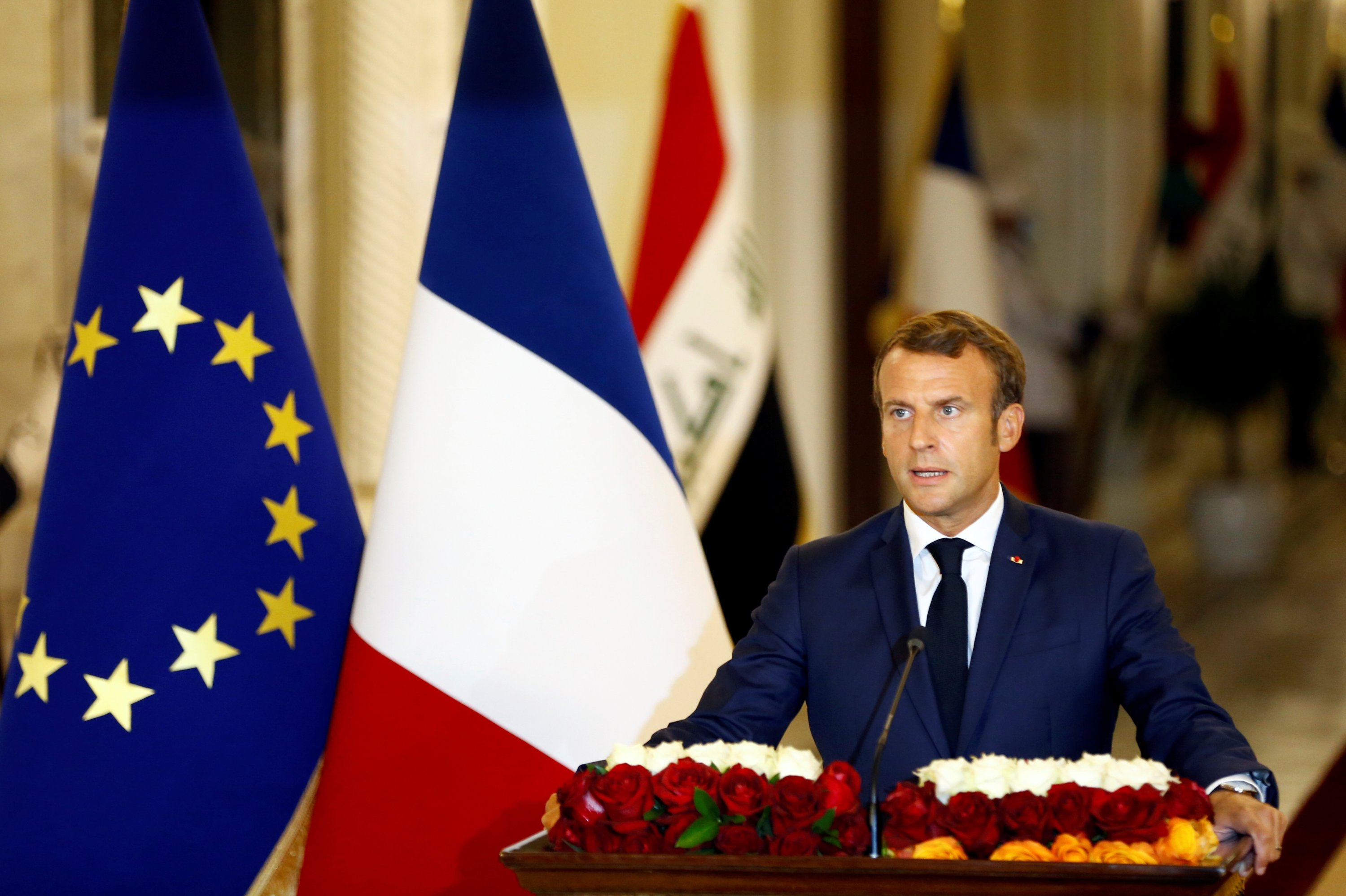Does Macron See Himself As Europe S De Facto Foreign Policy Leader Daily Sabah