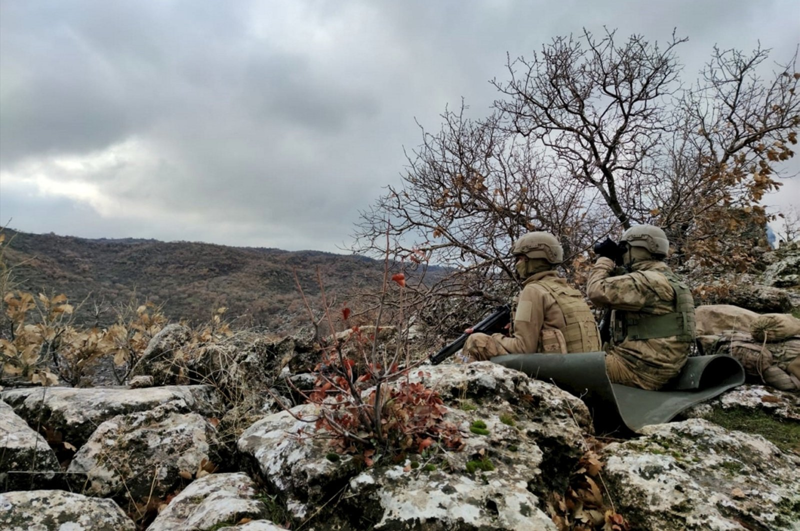 Turkish security forces regularly conduct counterterrorism operations in the eastern and southeastern provinces, where the PKK has attempted to establish a strong presence.