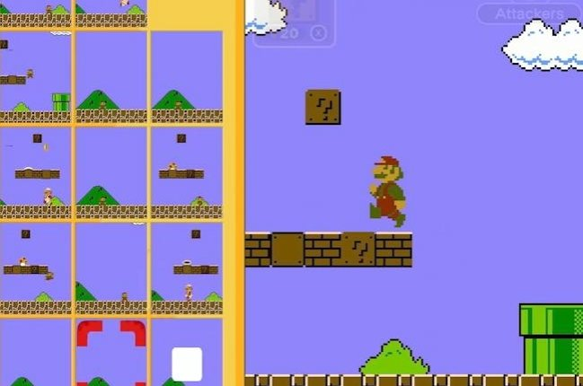 "Nintendo has revealed plans to create a compilation of classic ""Super Mario"" video games for the Switch. (REUTERS Photo)"