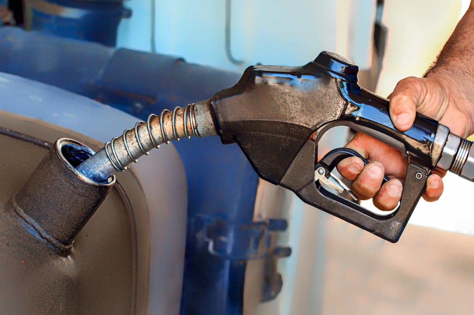 Demand for fuel decreased in the first six months of 2020 due to pandemic restrictions. (iStock Photo)