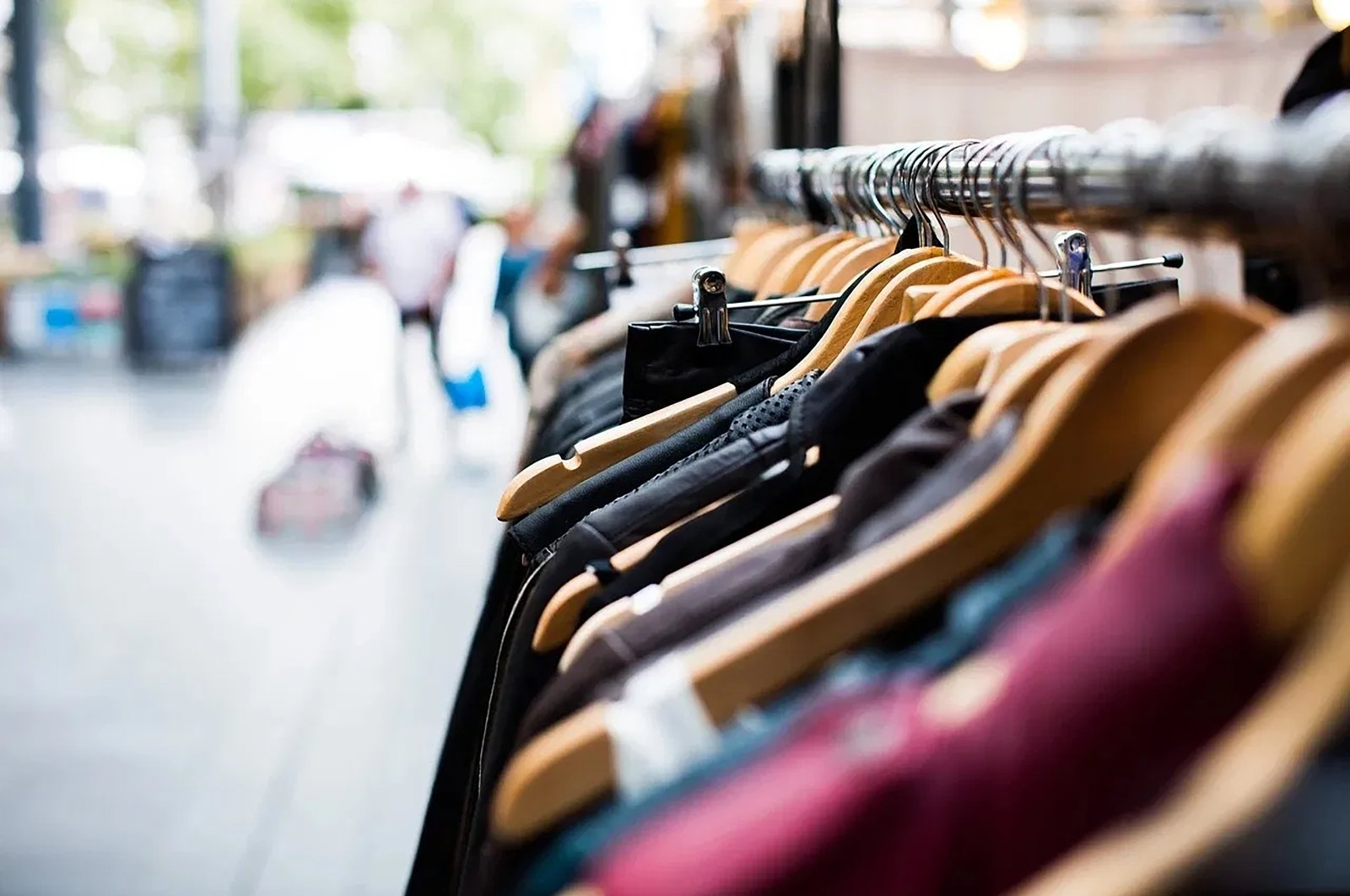 Turkey's ready-made clothing sector has broken the monthly export record with $1.8 billion in July. (Sabah File Photo)