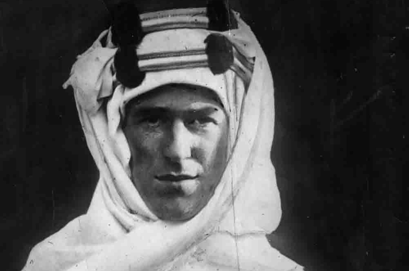 Thomas Edward Lawrence, known as Lawrence Of Arabia. (Getty Images)