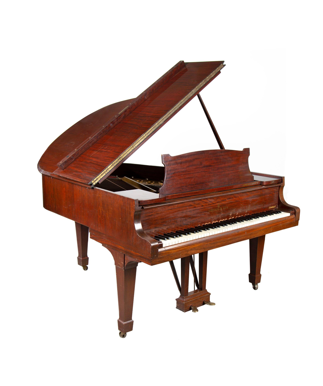 The 1937 Steinway piano was Szpilman's companion through his entire musical career.