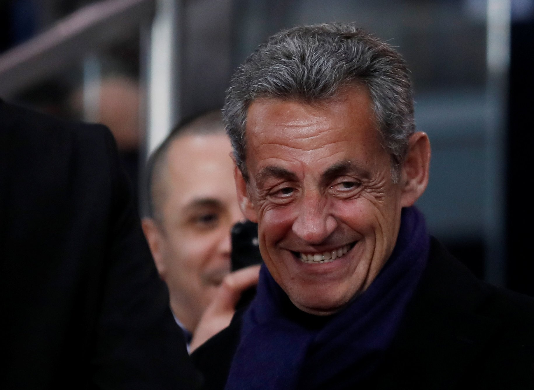 Former French President Sarkozy Calls Black People Monkeys Sparking Furor Daily Sabah