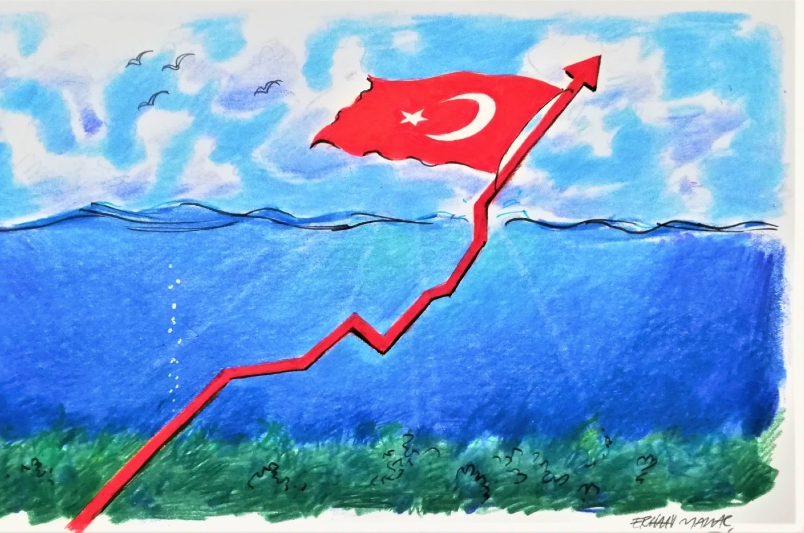 Turkey Has Much Stronger Hand In Gas Deals Daily Sabah