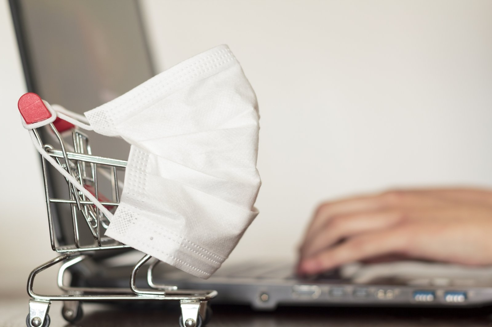 There has been a 100% growth in e-commerce in Turkey since June 1, 2020. (iStock Photo)