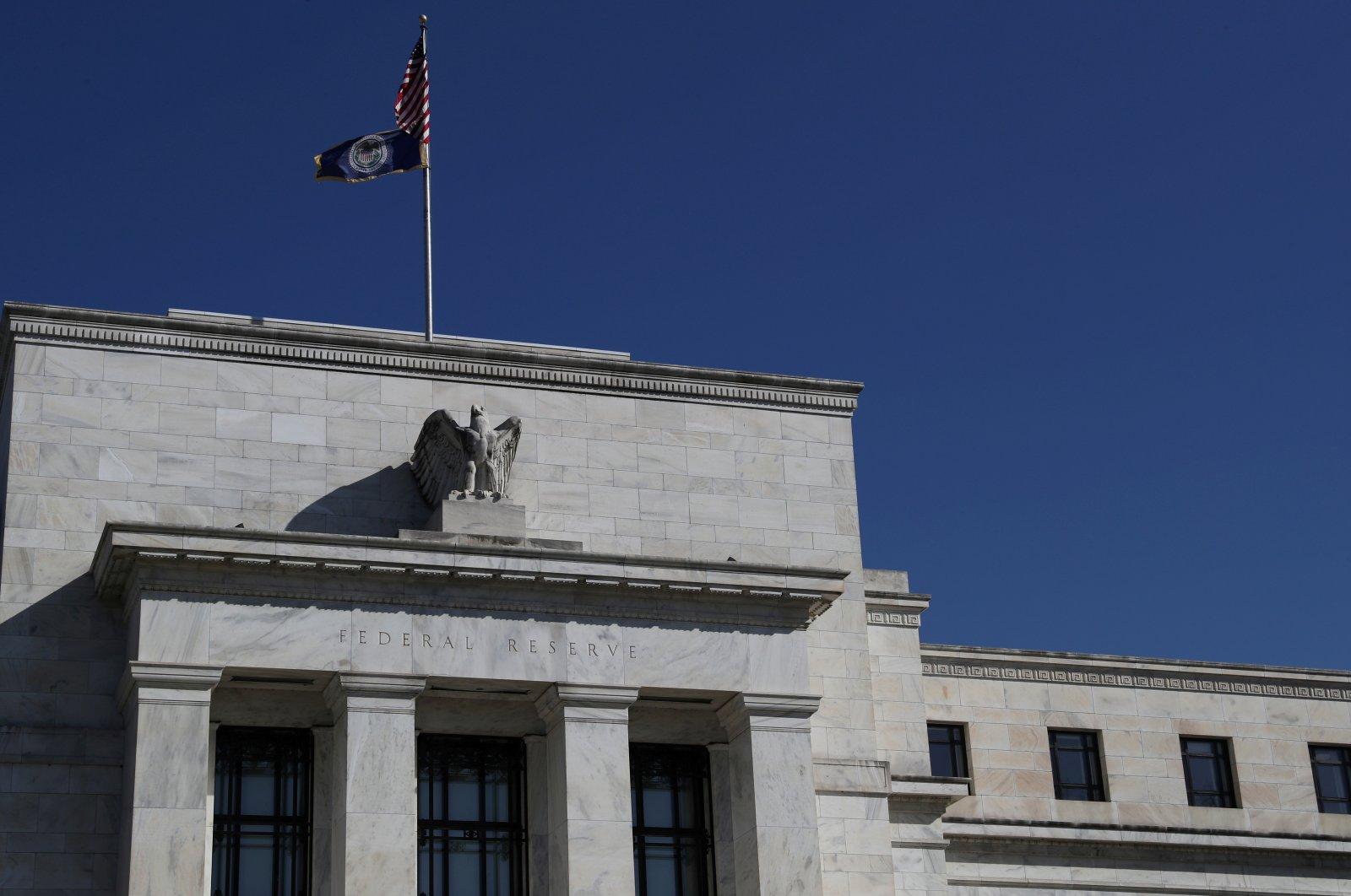 The U.S. Federal Reserve Board building on Constitution Avenue, Washington, D.C., U.S., March 19, 2019. (Reuters Photo)