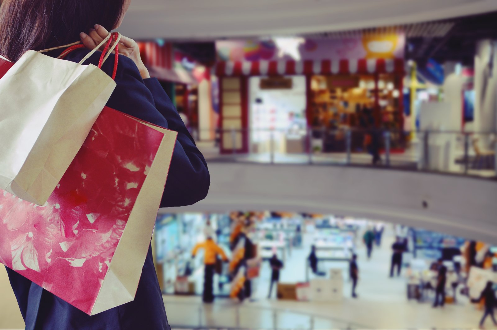 Turkey's garment sales recorded an 43% increase in August. (Shutterstock Photo)