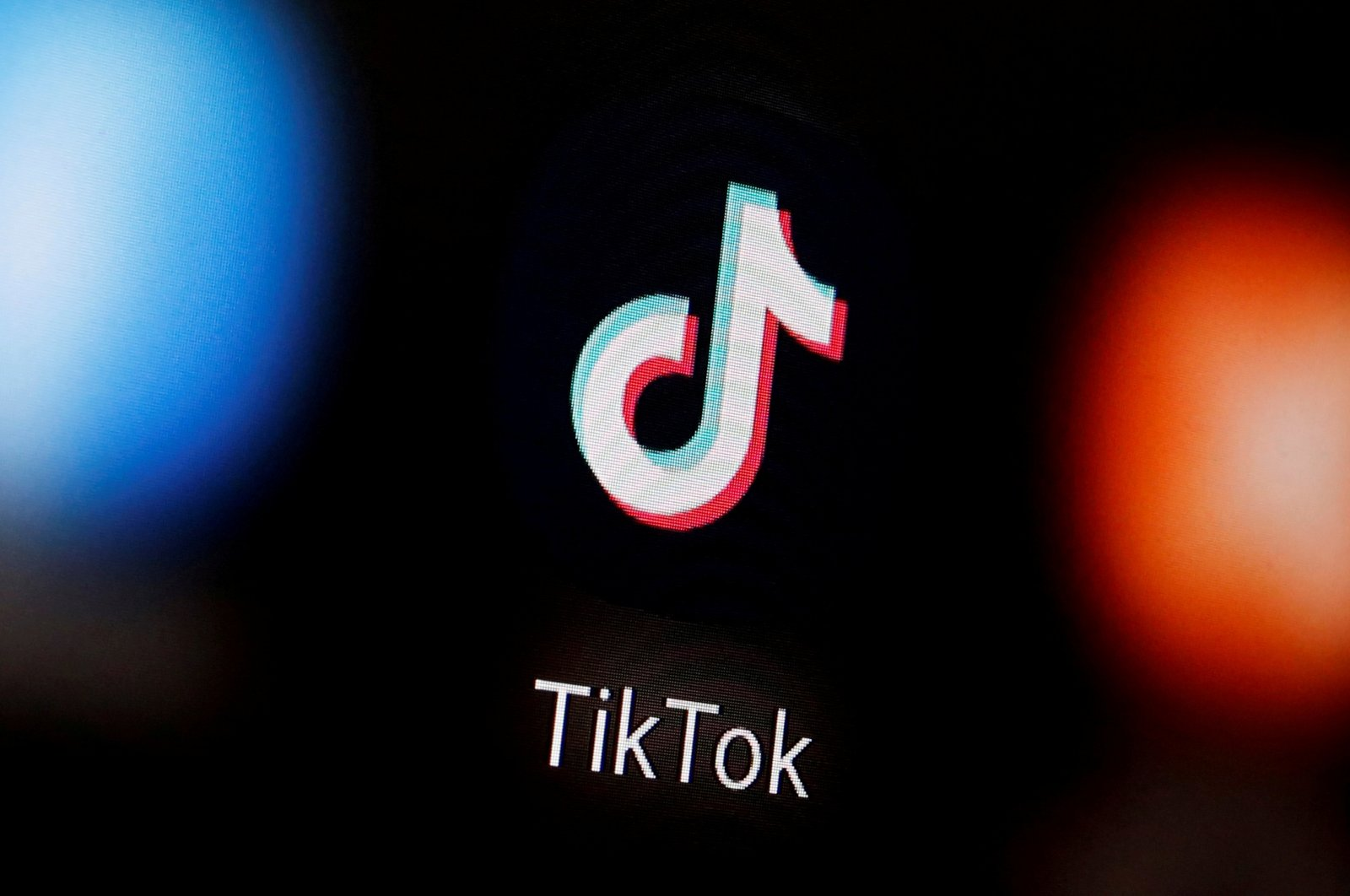 A TikTok logo is displayed on a smartphone in this illustration taken Jan. 6, 2020. (Reuters Photo)