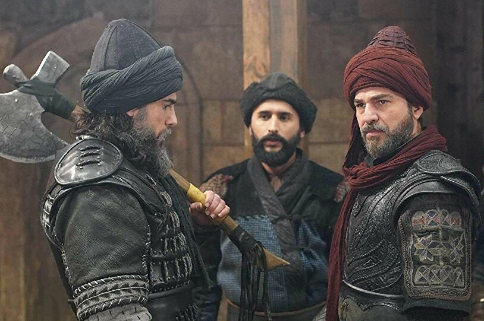 """Still shot from """"Resurrection: Ertuğrul."""""""