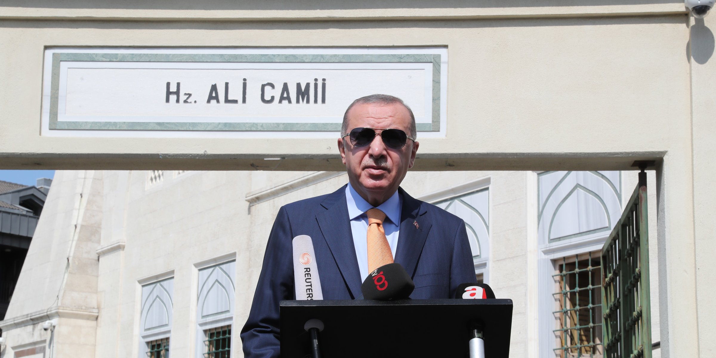 Turkey ready for East Med talks with Greece, Erdoğan says