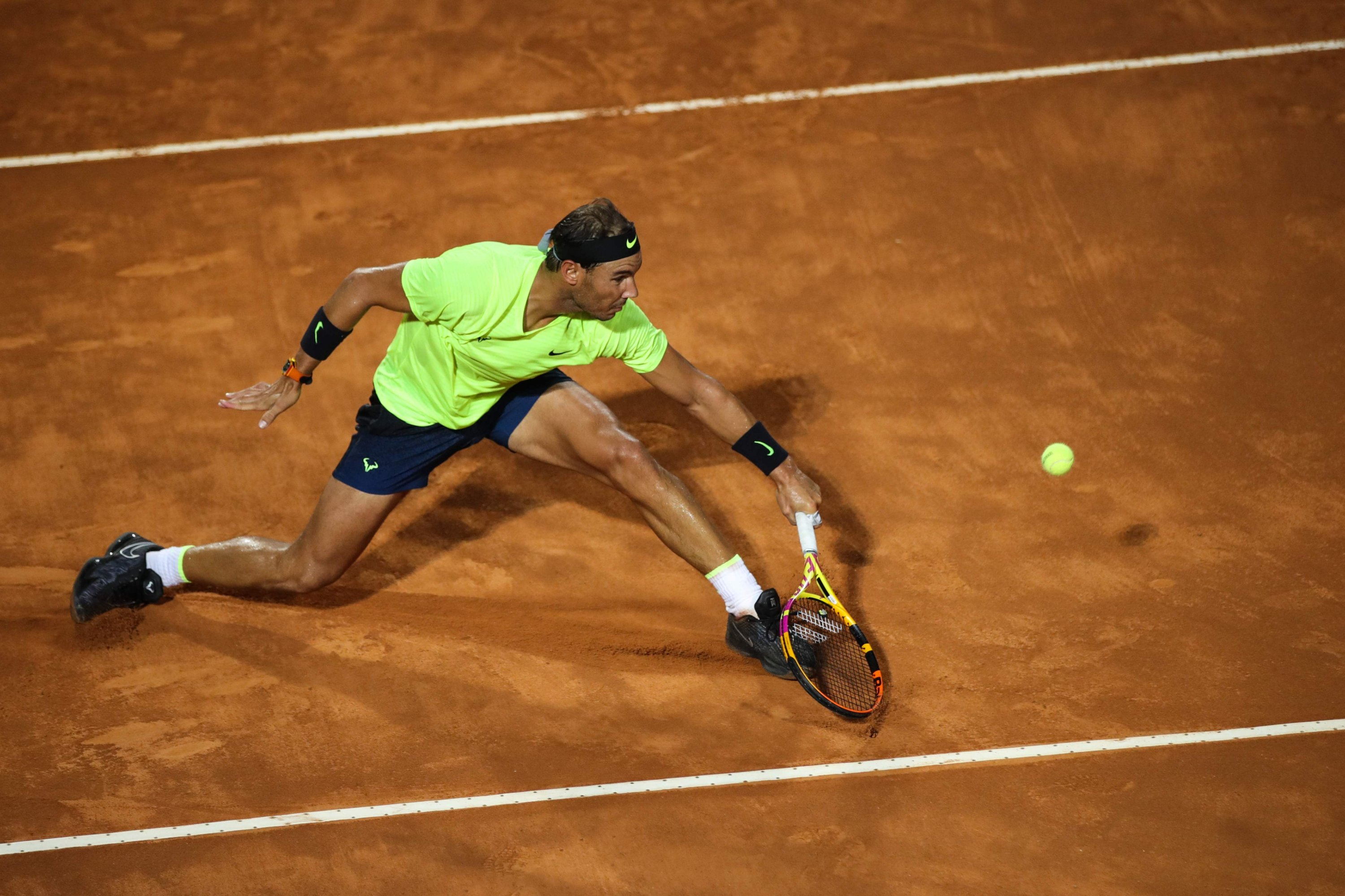 Nadal Stunned In Rome Before French Open Title Defense Daily Sabah
