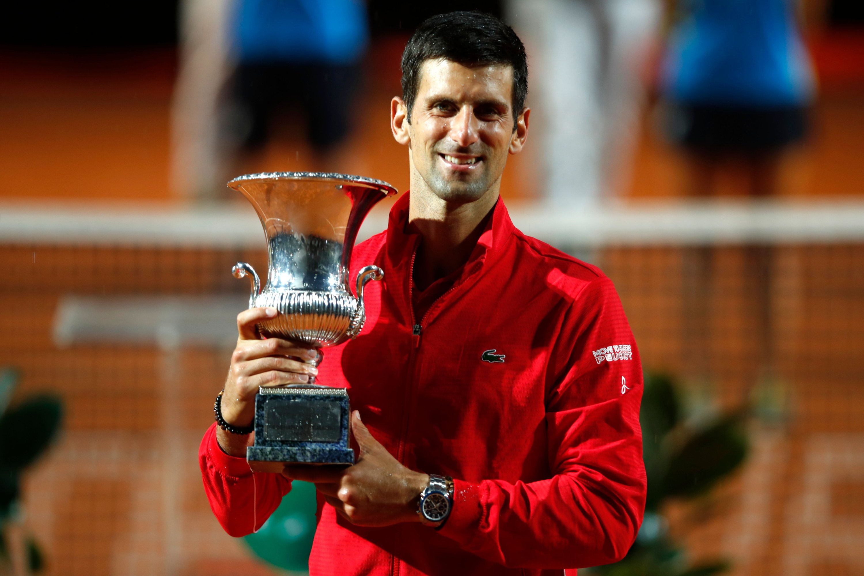 Djokovic Wins Italian Open For Record 36th Masters Title Daily Sabah