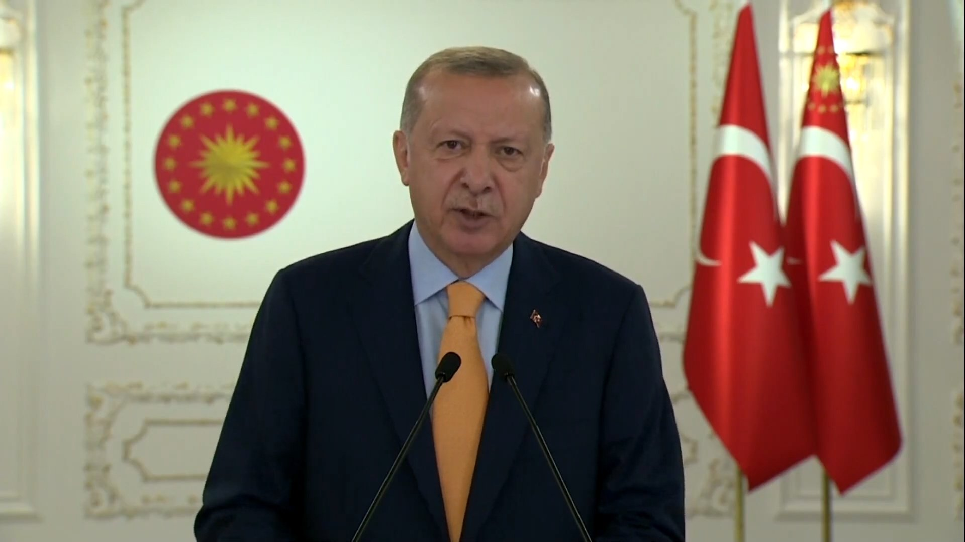 Turkey regrets Guterres's call for universal cease-fire failed, Erdoğan  says at UNGA | Daily Sabah
