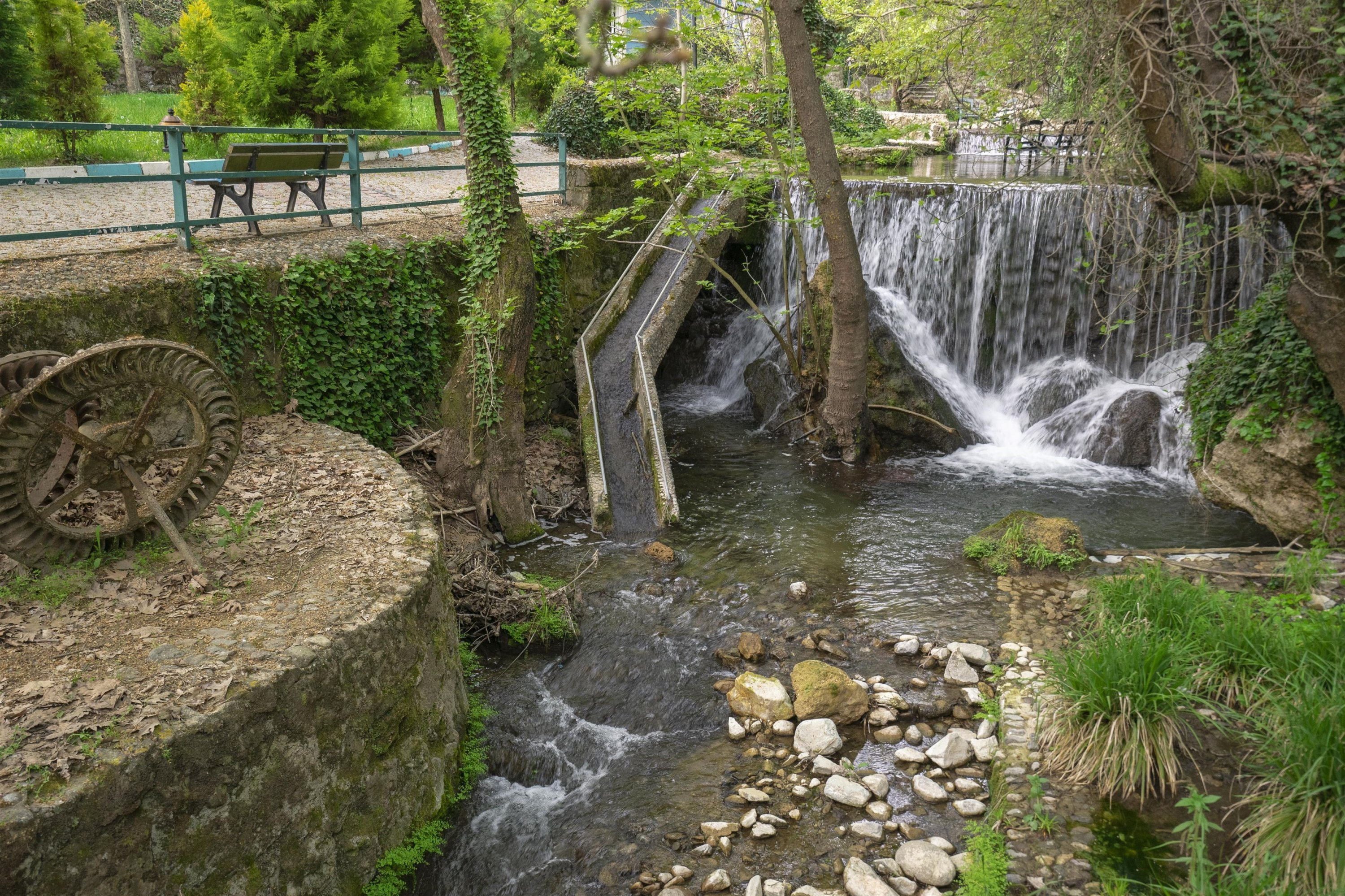 Balıkesir has many natural attractions, such as waterfalls, lakes and rivers. (Supplied / press photo)