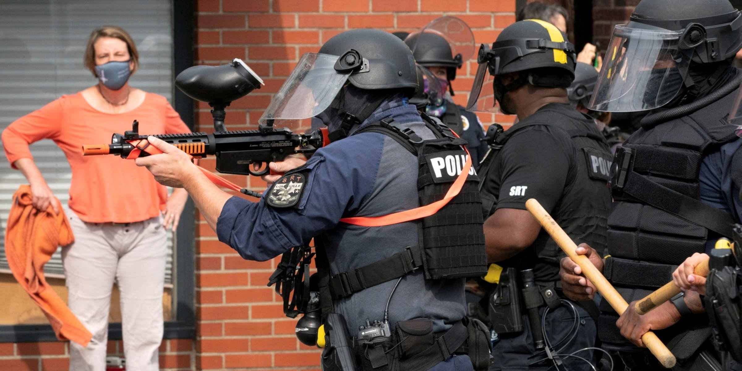 Civil Unrest Over Police Racism Spreads Across Us After Breonna Taylor Ruling Daily Sabah