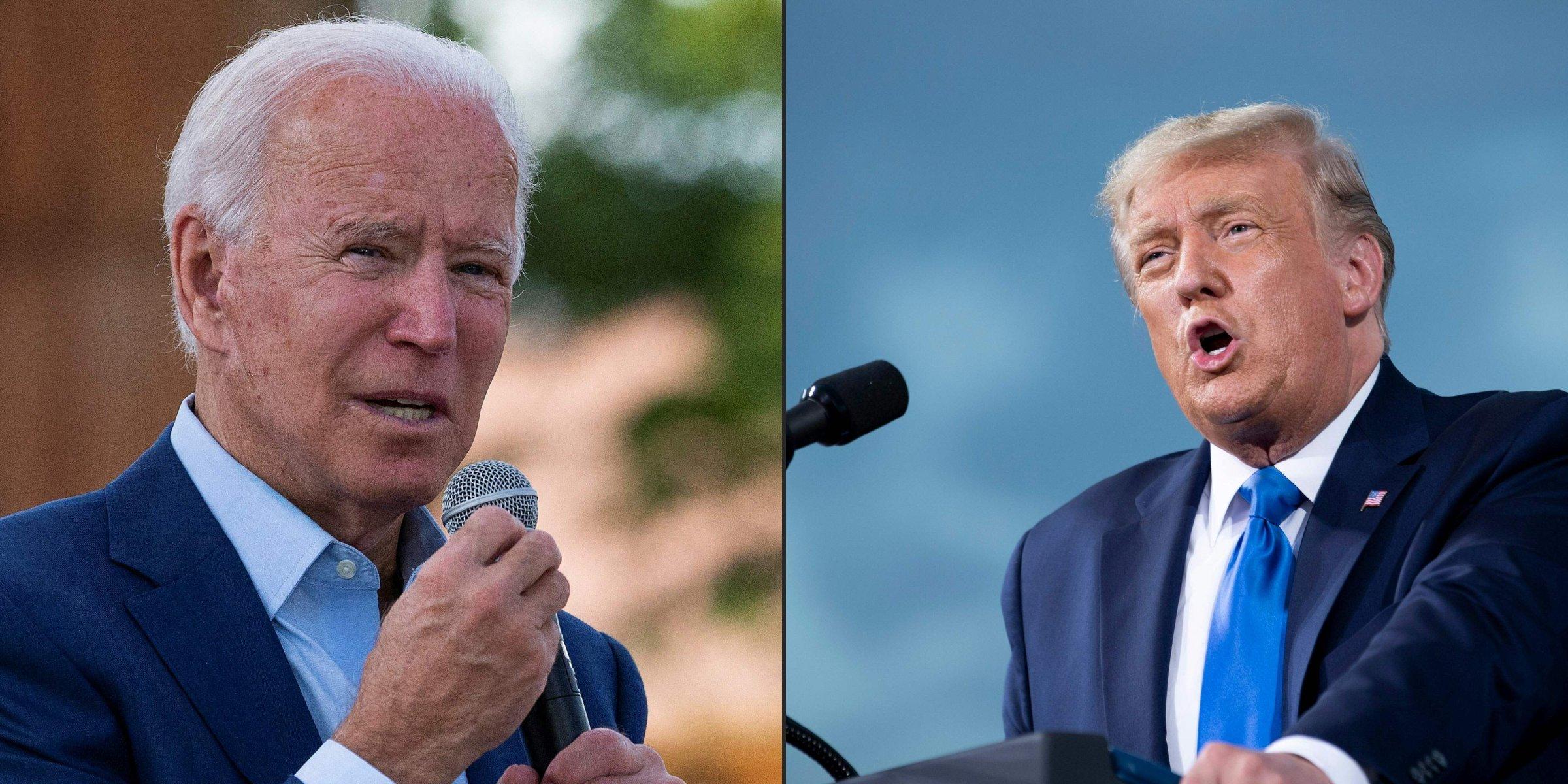 Why I will not vote for Joe Biden