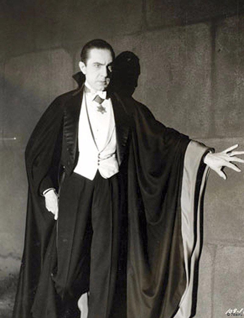 Bela Lugosi as Count Dracula in the 1931 film