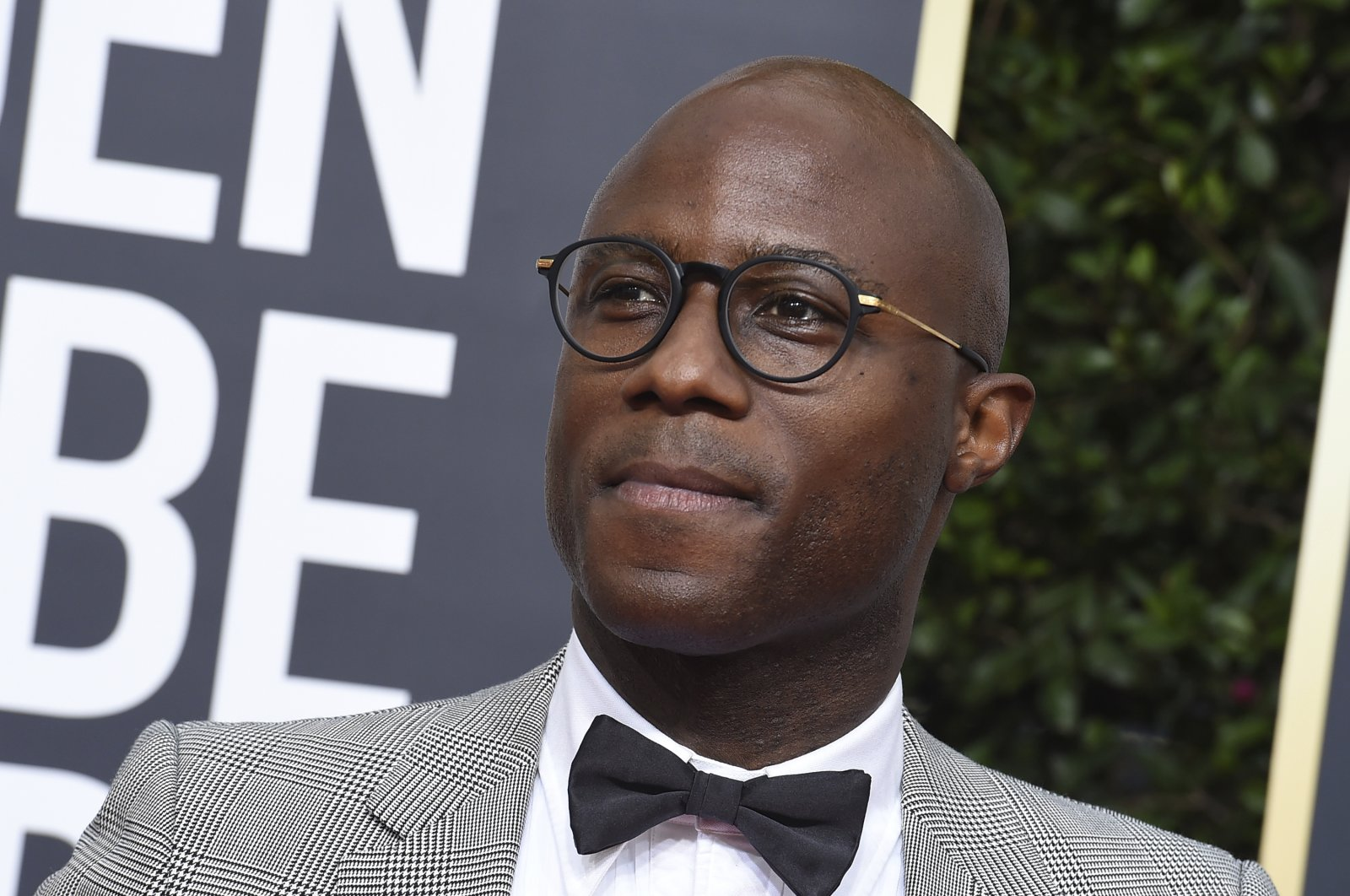 Barry Jenkins arrives at the 77th annual Golden Globe Awards in Beverly Hills, California, U.S., on Jan. 5, 2020. (AP Photo)