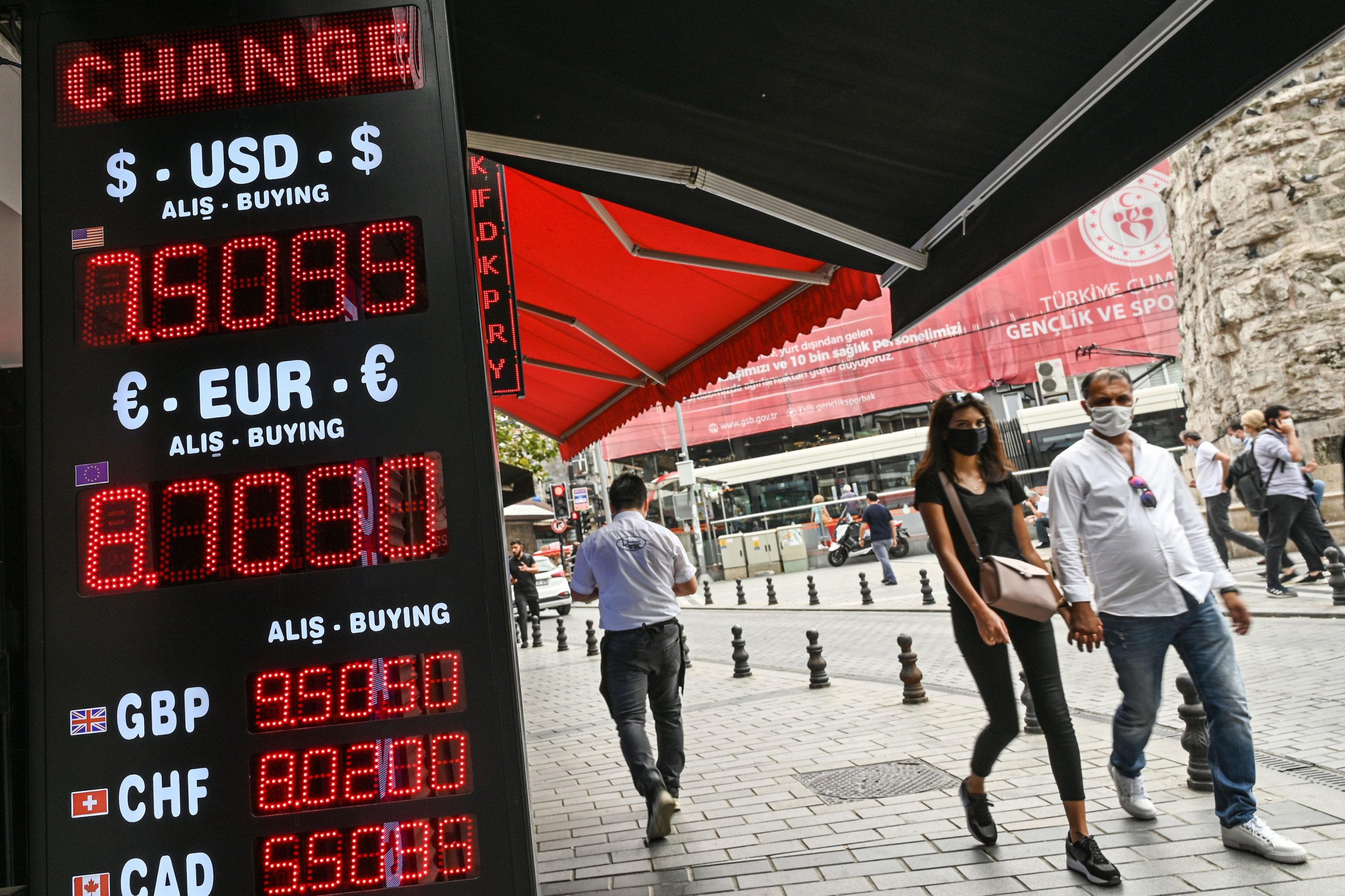 In new step amid normalization, Turkey cuts forex transaction, bank deposit taxes thumbnail