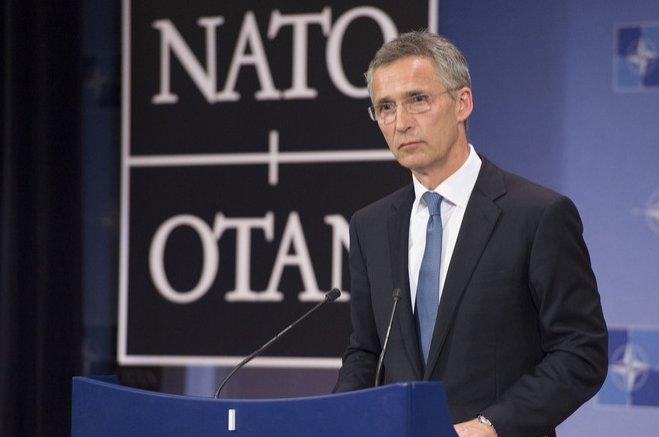 NATO Secretary-General Jens Stoltenberg (DHA Photo)