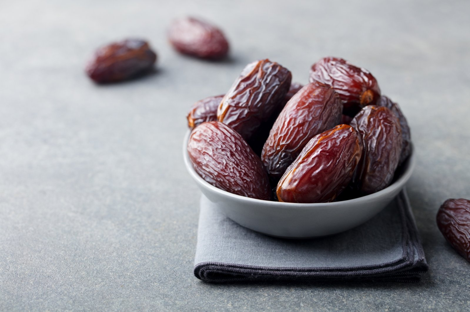 Fresh or dried dates can make a great refined sugar substitute. (iStock Photo)