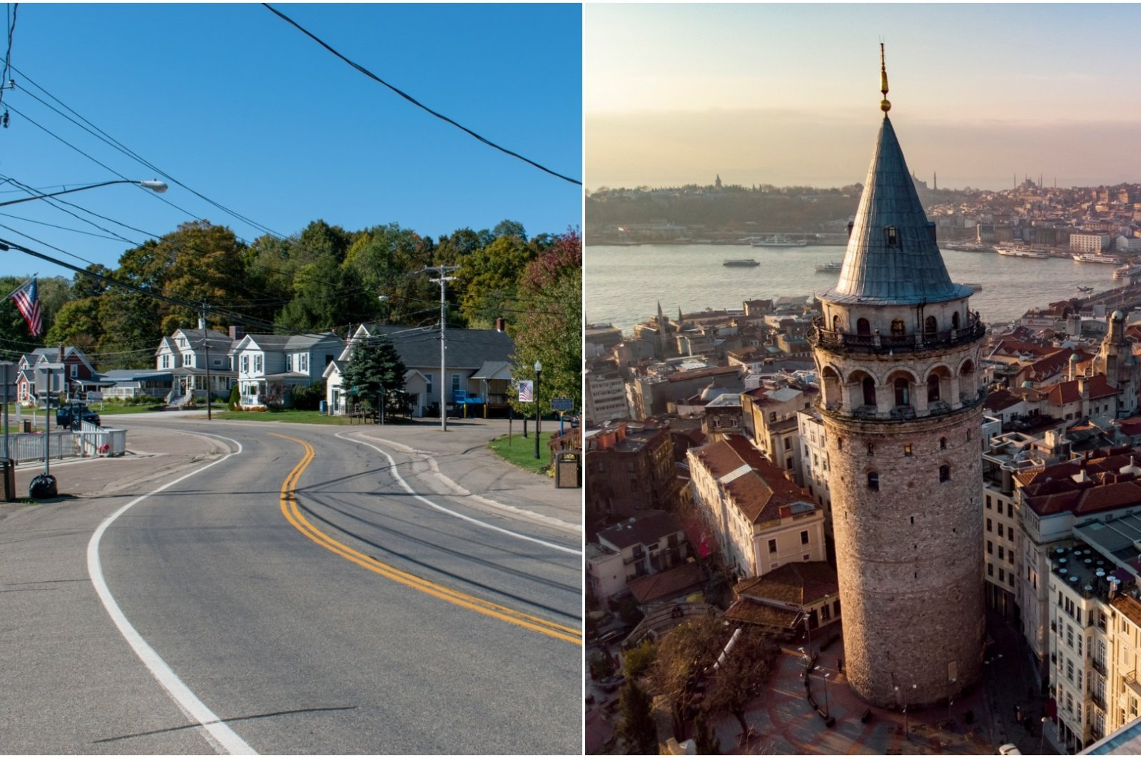 Moving from a small town in the county of Chautauqua in New York to Istanbul, the largest city in Europe, is a drastic and life-altering change. (iStock Photo)