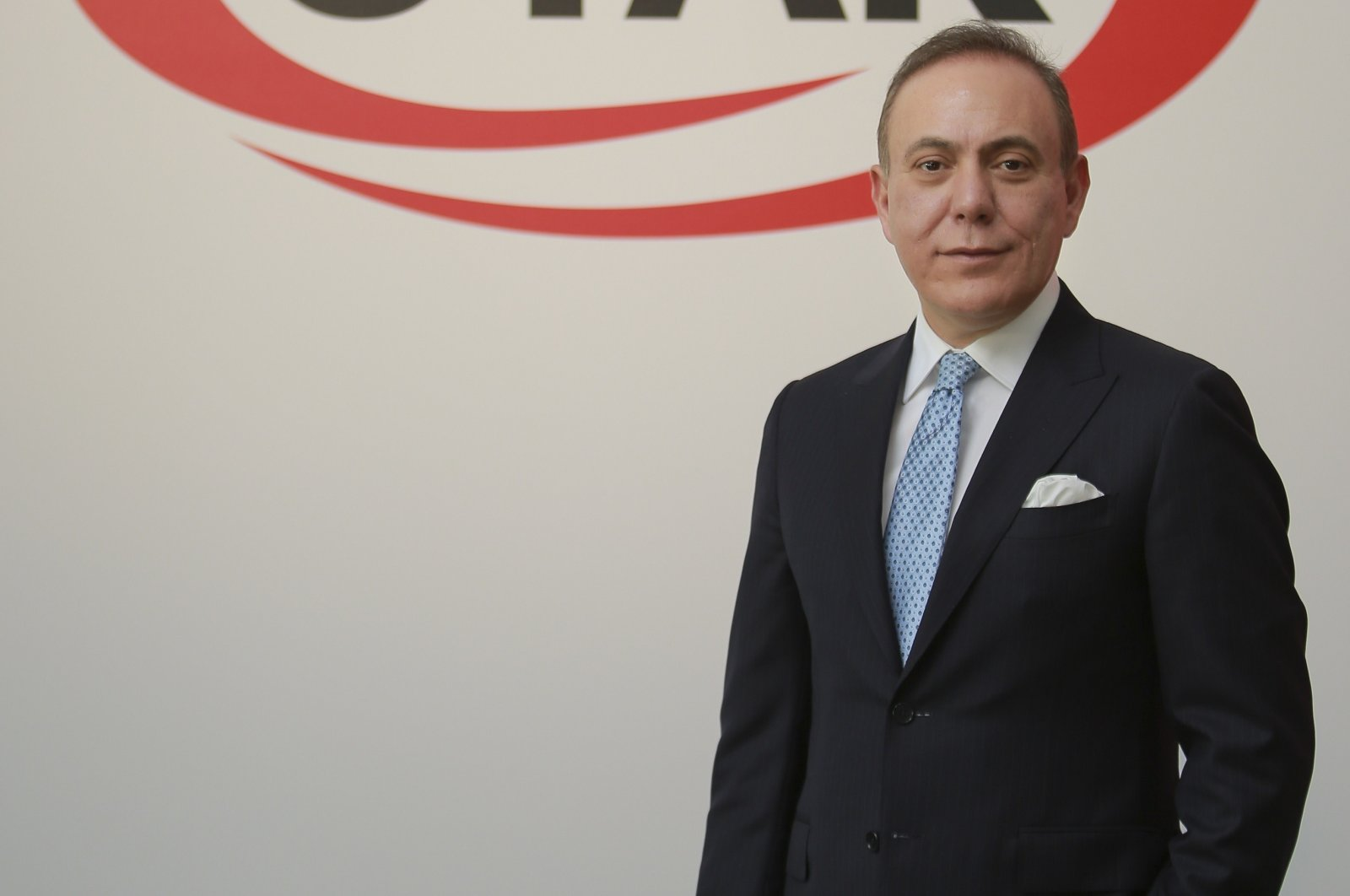 OYAK CEO Süleyman Savaş Erdem, Oct. 5, 2020. (IHA Photo)