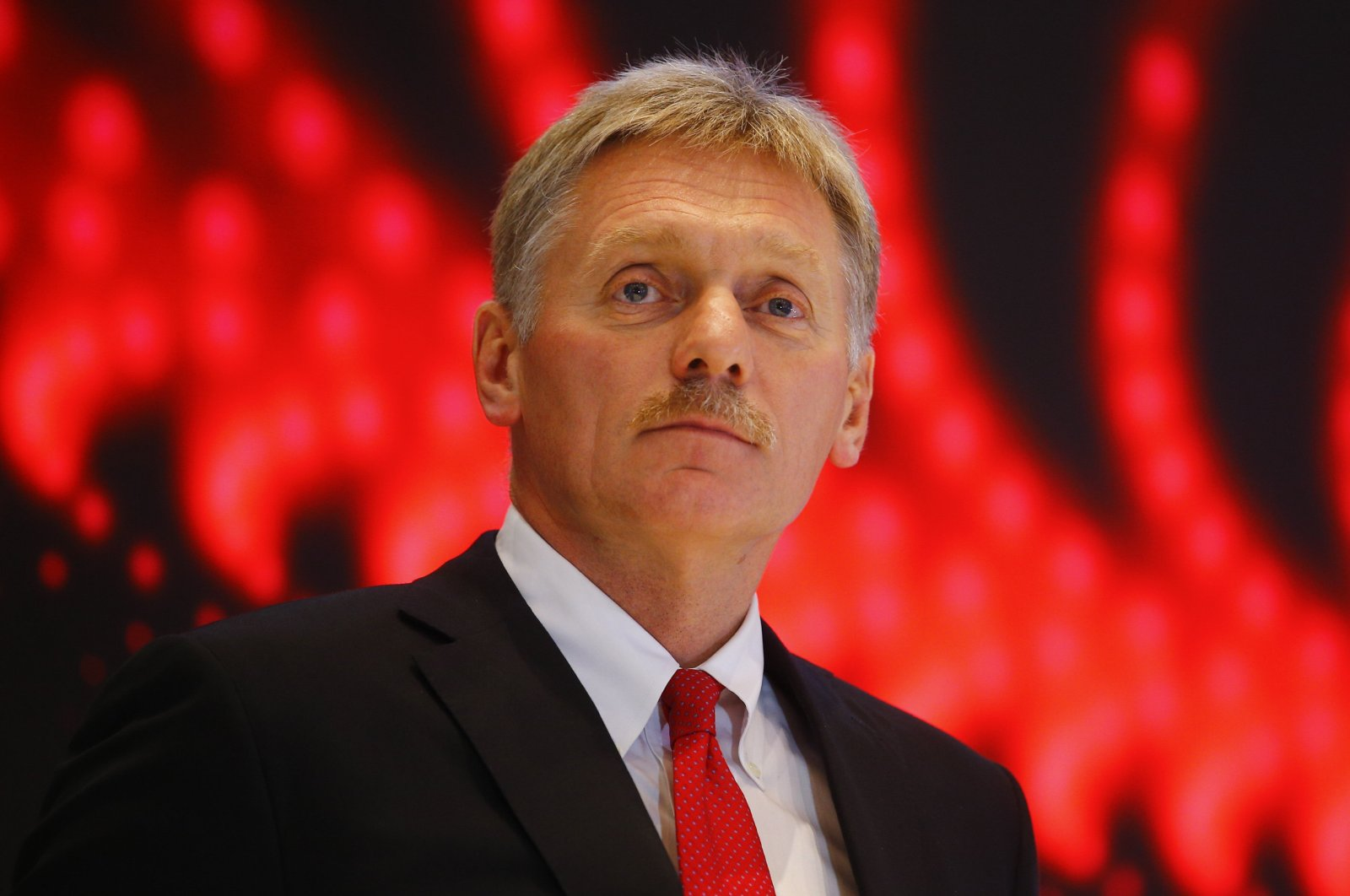 Russia's presidential spokesperson Dmitry Peskov (AA Photo)