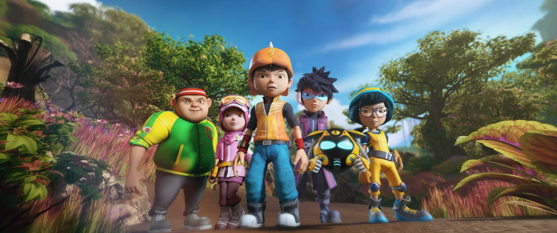 """BoBoiBoy Movie 2"