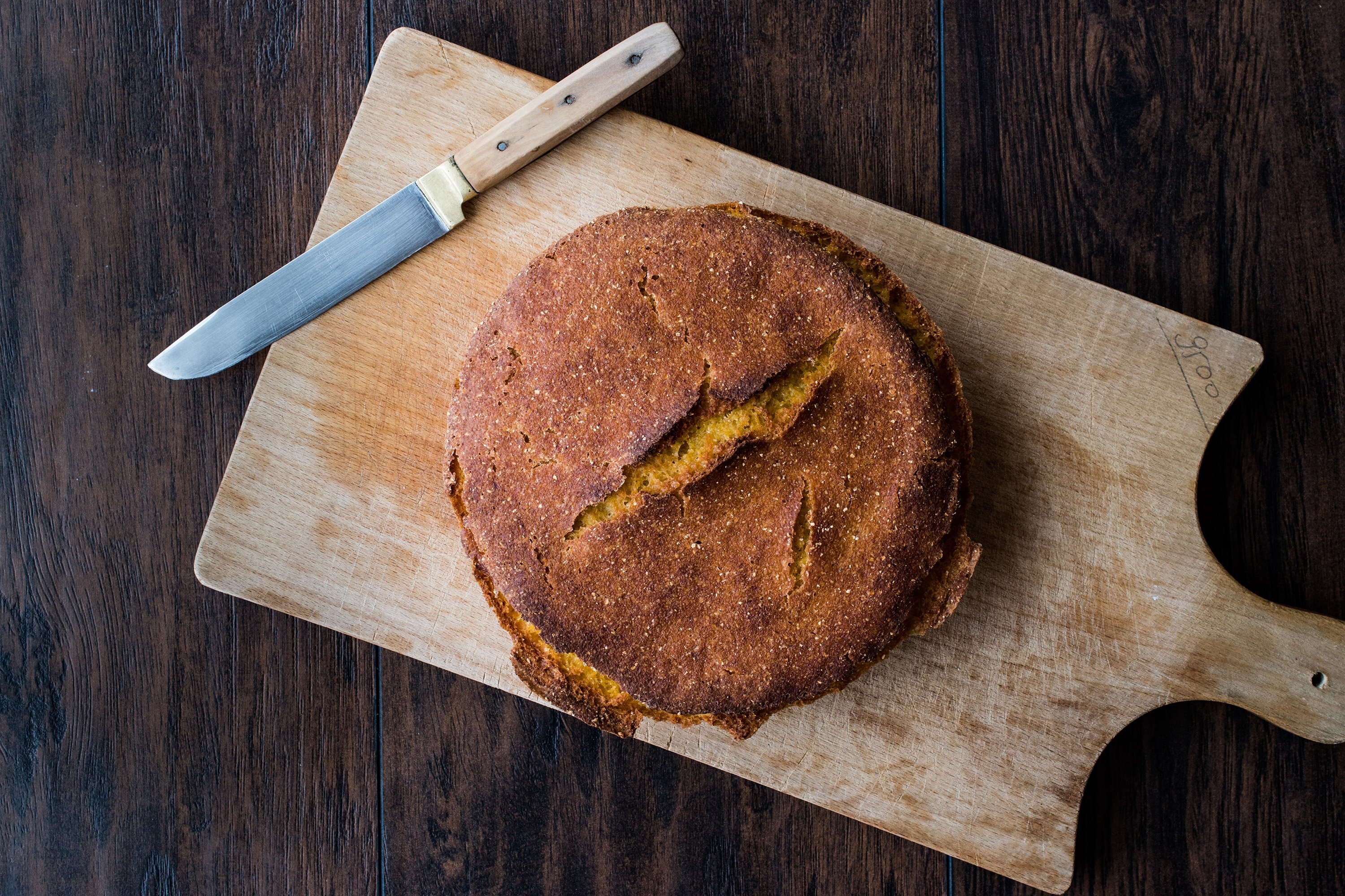 Cornbread is the perfect addition to your fall menu. (Shutterstock Photo)