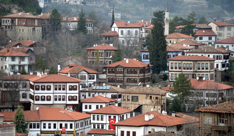Safranbolu, Karabük, nord de la Turquie, 8 octobre 2020 (AA PHOTO)