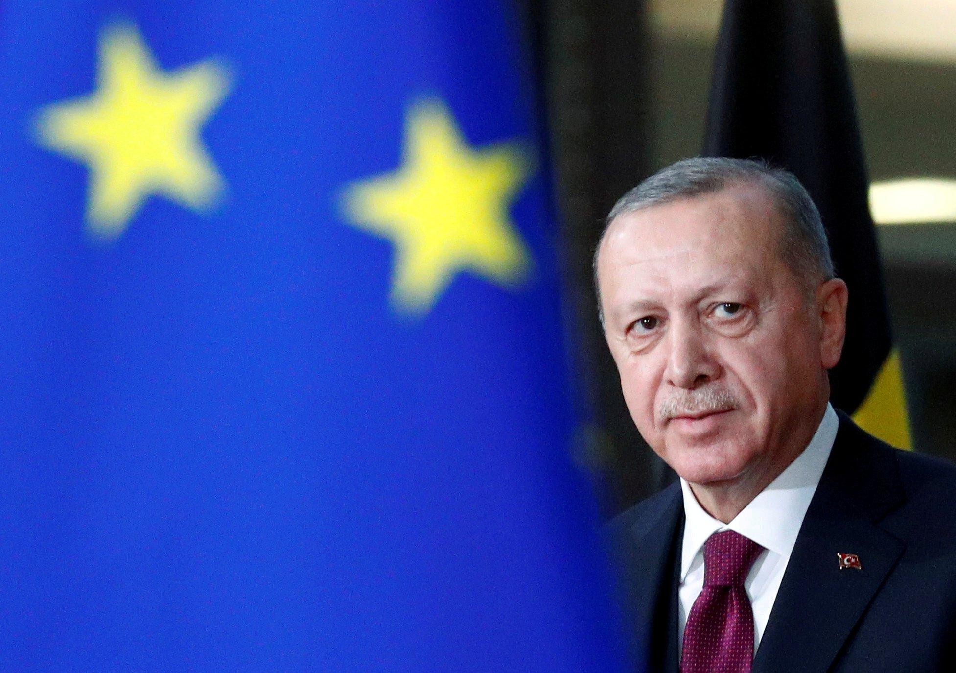 Turkey expects concrete steps from EU on East Med, Erdoğan tells Michel