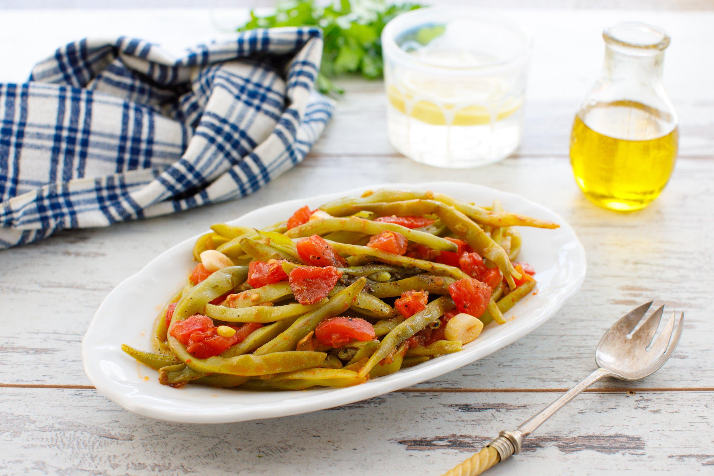 Taze fasulye, aka green beans. (Shutterstock Photo)