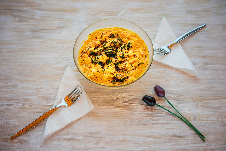 Carrot tarator. (Shutterstock Photo)