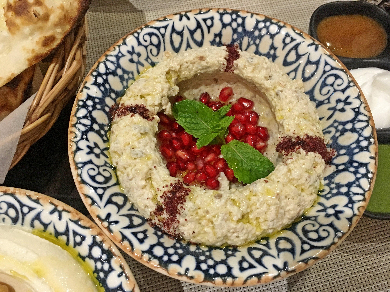 Lebanese mütebbel. (Shutterstock Photo)